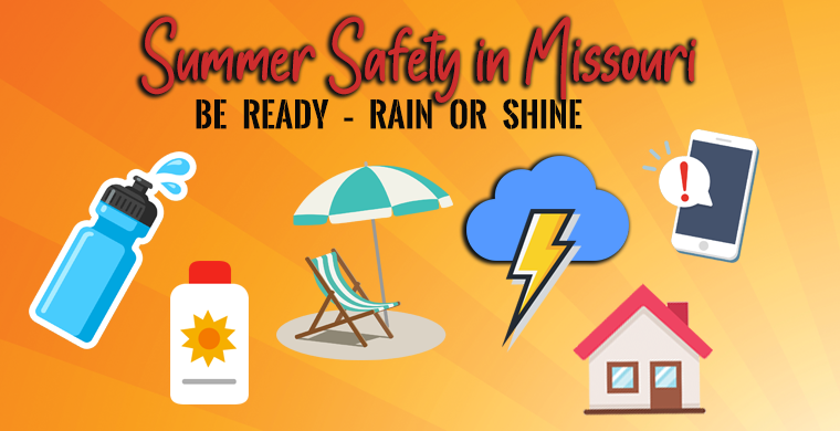 June 03 - Summer Safety Day
