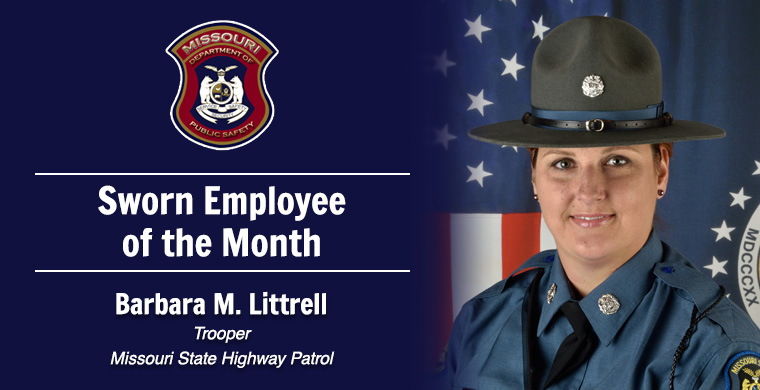 Sworn Employee of the Month