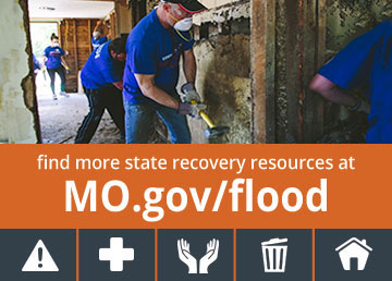find more state recovery resources at mo.gov/flood